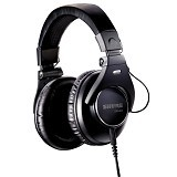 SHURE Professional Monitoring Headphone [SRH840] - Headphone Full Size